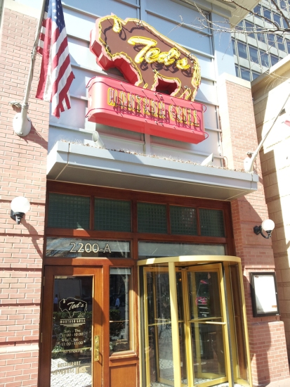 Ted's Montana Grill, Photo 1
