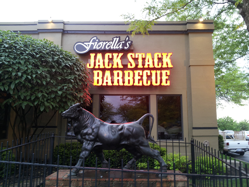 Jack Stack Restaurant Kansas City