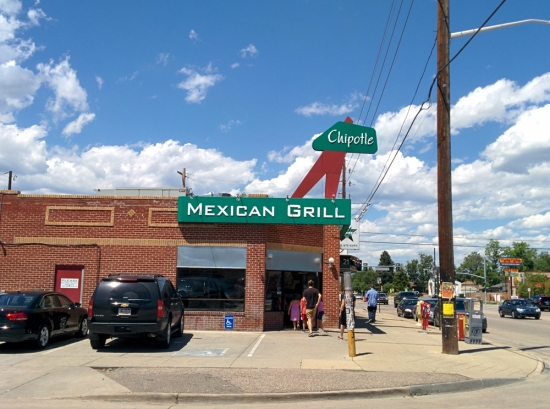 Chipotle Mexican Grill -- Denver, CO