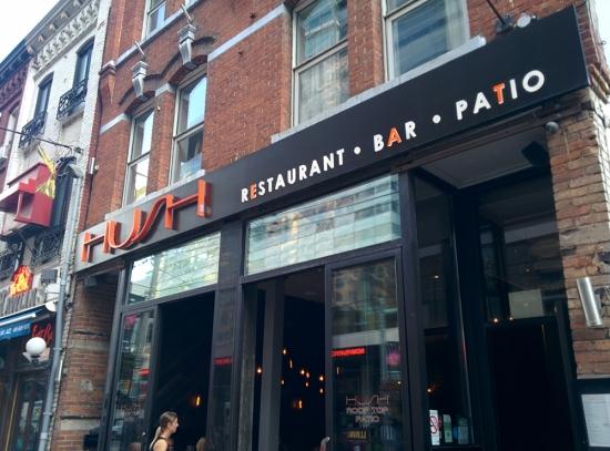 HUSH Restaurant, Photo 1