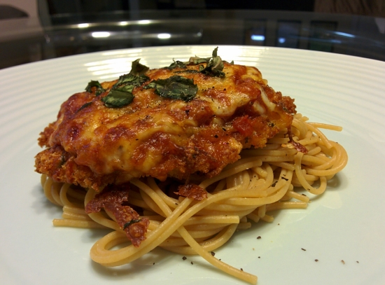 Chicken Parmesan, Photo 1